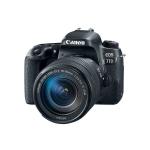 Зеркальный фотоаппарат Canon EOS 77D Kit 18-135mm f/3.5-5.6 IS USM