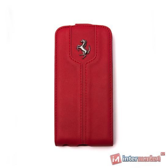 Чехол для телефона Ferrari Montecarlo Flapcase FEMTFLPMRE