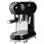 Кофеварка рожковая Smeg ECF01 (Black)