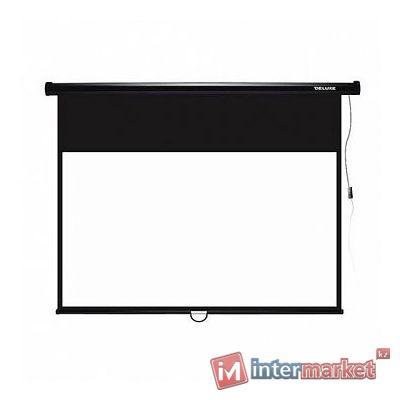Экран механический, Deluxe, DLS-M274-210