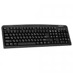 Клавиатура проводная Defender Element HB-520 RU, черный