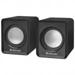 Компактная акустика 2.0 Defender SPK 22, черный