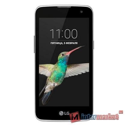 Смартфон LG K4 K130E, Black