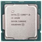 Процессор Intel Core i3-10100 (3.6GHz), 6MB, 1200, OEM, CM8070104291317