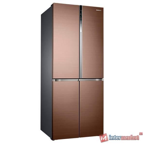 Холодильник Samsung RF50K5961DP/WT, Бронзовый