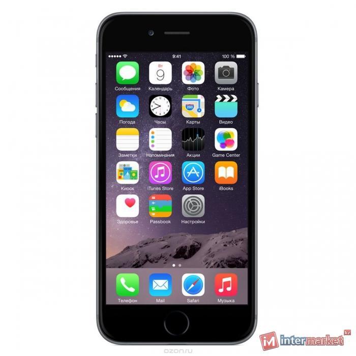Смартфон Apple iPhone 6 32GB, Space Gray