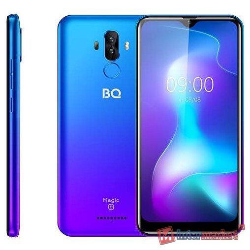 Смартфон BQ-6042L Magic E Ultra Violet