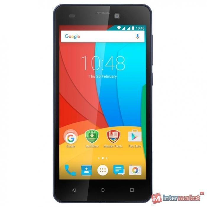 Смартфон Prestigio MultiPhone Muze A5, Black