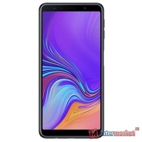 Смартфон Samsung Galaxy A7 (2018) 4/64GB Black