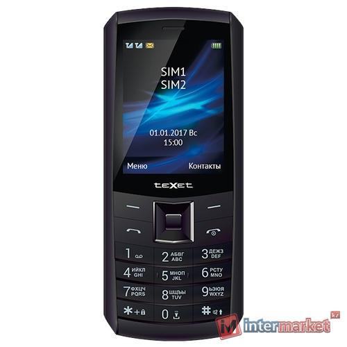 Мобильный телефон TeXet TM-D328 (black)