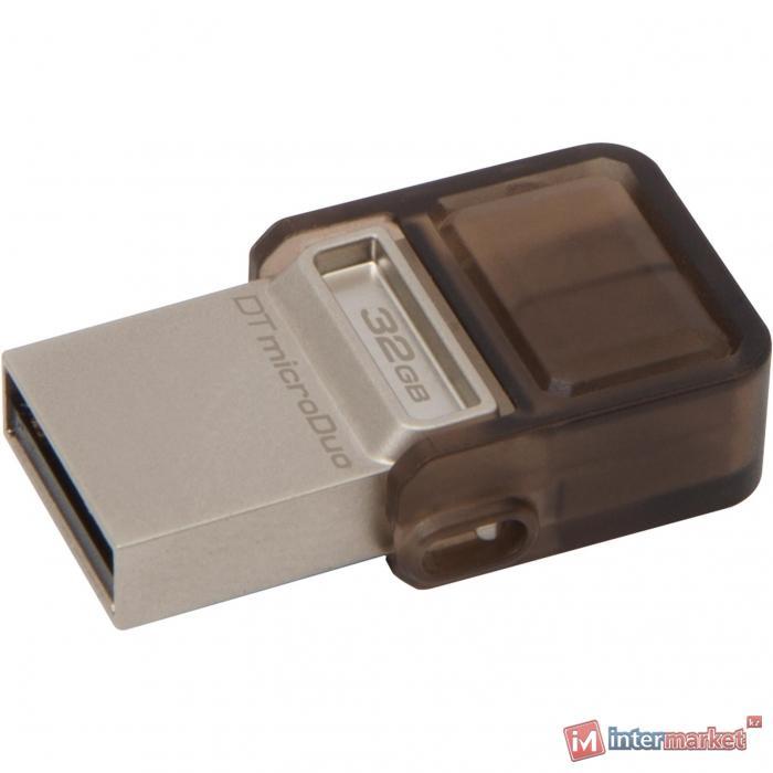 Flash-накопитель Kingston DataTraveler microDuo 32GB
