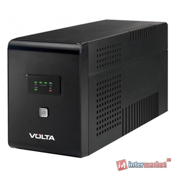 UPS VOLTA Active 1500 LED, Black