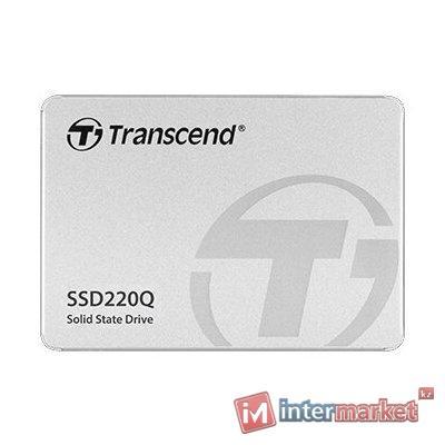 Жесткий диск Transcend TS500GSSD220Q